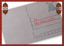 Dhai Akhar A Letter Writing Campaign For Indian Diaspora