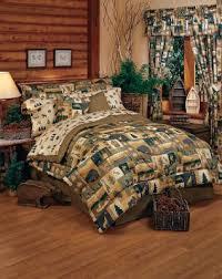 Cabin Bedding Quilts Cabin Creek Bedding Canoe Creek forter Set