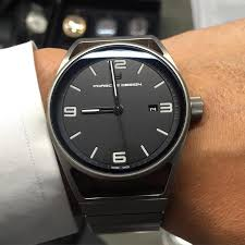 Porsche Design Presents 1919 Watch Collection at Baselworld 2016