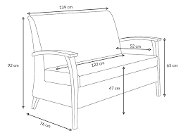 hauteur assise canapé les 5 critères pour choisir un canapé pour senior acomodo