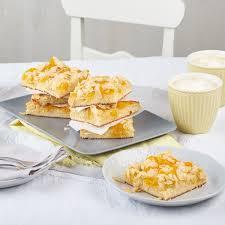 buttermilchkuchen mit mandarinen