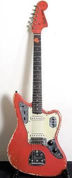 John Frusciantes 1962 Fender Jaguar