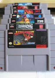 Next up was a bin full of SNES games Aero the Acobat Robo Cop Vs The Terminator Street bat Time Slip C2 Judgement Clay Wolf Child