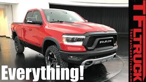 Breaking News: Everything There Is To Know About The 2019 Ram 1500 ... 2019 Silverado Ranger Ram Debuts Top Whats New On Piuptrucks Montreal Canada 18th Jan 2018 Dodge Pickup Truck At The 1500 Pricing From Tradesman To Limited Eres How 2014 3 4 Tonramwiring Diagram Database Ram News Road Track Chevrolet Vs Ford F150 Big Three Allnew Lone Star Focus Daily May Have Hinted At A 707hp Hellcat Pickup Is Coming Town Drivelife 2013 Photos Specs Radka Cars Blog Spyshots Undguised Boasts 57l Hemi V8 Badges On Living And Working With