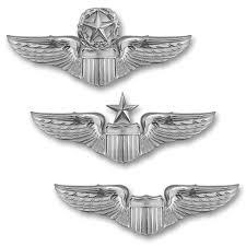 Awards And Decorations Air Force by Air Force Miniature Pilot Badge Usamm