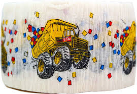 100 Tonka Truck Birthday Party Amazoncom Crepe Paper Streamer Kids Decoration