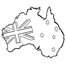 Amazing Australia Coloring Pages Free Downloads For Your KIDS