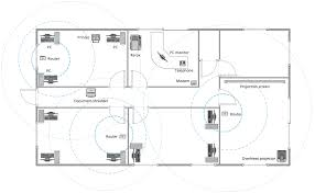 Floor Plan Template Powerpoint by Conceptdraw Samples Building Plans U2014 Office Layout