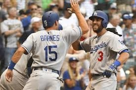 Austin Barnes Comfortable In His Role, Starts Today At Second Base ... Austin Barnes Signed 11x14 Dodgers Photo Jsa Wp240926 July 23 2017 Los Angeles Youtube Review True Blue La Look To Rookies Andrew Toles Minor League 7 Rbis Lead Win In Sd Turner Hernandez Help Hold Off Diamondbacks 86 Boston Ends Wild Game With 10thning Walkoff Vs Astros World Series Infield Comparison Page 2 2016 Nlds Roster Charlie Culberson Josh Alchetron The Free Social Encyclopedia