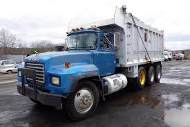 100 Tri Axle Truck 1995 Mack RD688S Dump For Sale By Arthur Trovei