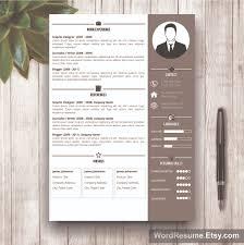 Professional Resume Template Design -