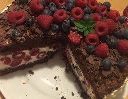 topfen obst torte
