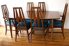 Delectable Awesome Century Modern Dining Room Furniture Sets Mid Danish Set Round