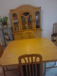Dining Unit Table And Chairs For Sale