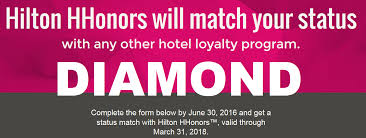 Hilton Hhonors Diamond Desk Uk by Hotel Promotions Update April 2016 Loyaltylobby