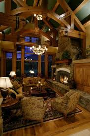 Simple Log Home Great Rooms Ideas Photo by 1027 Best Home Images On Home Architecture And Live