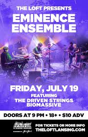 100 Loft Ensemble Eminence Tickets The Lansing MI July