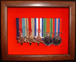 Military Awards And Decorations Records by Framed Medals Achievements Of The Sa Postoffice Pinterest