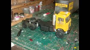 100 Gordon Trucking Pay Scale 125 Scale 1960s MACK F Series Cabover Is Finely Done YouTube
