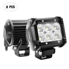 Best Light Bar For Truck | Amazon.com 4x 4inch Led Lights Pods Reverse Driving Work Lamp Flood Truck Jeep Lighting Eaging 12 Volt Ebay Dicn 1 Pair 5in 45w Led Floodlights For Offroad China Side Spot Light 5000 Lumen 4d Pod Combo Lights Fog Atv Offroad 3 X 4 Race Beam Kc Hilites 2 Cseries C2 Backup System 519 20 468w Bar Quad Row Offroad Utv Free Shipping 10w Cree Work Light Floodlight 200w Spotlight Outdoor Landscape Sucool 2pcs One Pack Inch Square 48w Led Work Light Off Road Amazoncom Ledkingdomus 4x 27w Pod