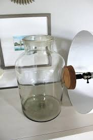 Fillable Glass Lamp Ideas by Table Lamp Fillable Glass Table Lamp Ideas Base Jar Cork Top