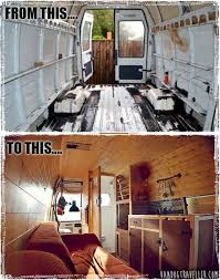 51 Best Diy Cargo Van Conversions Ideas Design Decorating