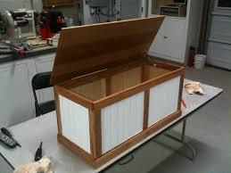 pdf wooden toy box instructions diy free plans download wall gun