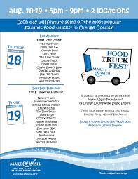 Food Truck Fundraiser To Help The Kids