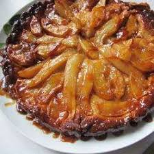 Upside Down Tart With Apples And Pears Recipe All Recipes Australia NZ