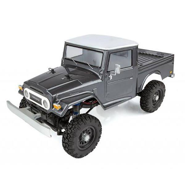 Team Associated ASC40004 CR12 Toyota FJ45 Pickup RTR - Gray