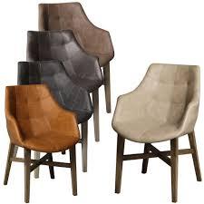 glass furniture stuhl armlehne esszimmer
