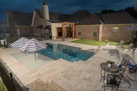 Noble Tile Supply Phoenix Az by A Butte In Copper Pool U0026 Spa News Design Award Winners Pools