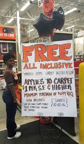 Home Depot Carpet Replacement by Susan Froude On Twitter
