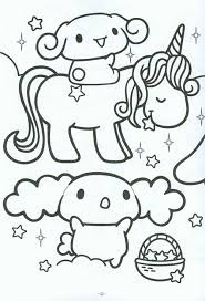 Charming Kawaii Coloring Pages Bestofcoloring Com