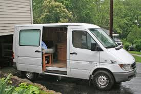 DIY Sprinter Camper By Mike Williams