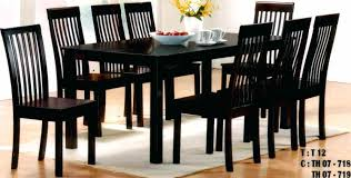 8 Seat Table Dining Room With Design