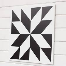 Strength - Black And White Star Barn Quilt For Sale – Put A Quilt ... Rustic Ohio Barn Wedding Real Weddings Gallery By Star Bright Farm White Hall Maryland Kitchen Cabinets Unassembled Diy Backsplash Black Granite Tweetle Dee Design Co Red And Blue Sale Strength Quilt For Put A Wall Decor Wonderful Metal 125 X Large Bevel Cluster Assorted Objects Delphi Glass