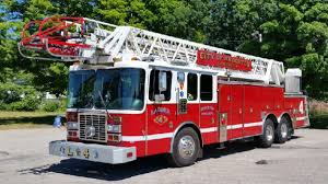 100 Hme Fire Trucks Brockton On Twitter Ladder 4 Placed Into Service Today