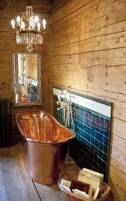 bad im landhausstil badewanne traditionelle bäder badezimmer