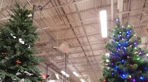 Dunhill Artificial Christmas Trees by Artificial Christmas Tree Adjusts From 7 To 10 Feet Youtube