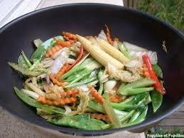 cuisiner avec un wok légumes au wok tout simplement le wok légumes et cuisine légère
