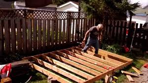 Platform Deck Building Timelapse - YouTube Backyard Deck Ideas Amazing Outdoor Cool Best 25 Decks Ideas On Pinterest Decks And Decorating Lighting And Floors In Garden Plus Design For Above Ground Pools Patio Modern Fire Pit Wood Deck Fire Pit Wood Chriskauffmanblogspotca Our New Outdoor Room Platform Two Level Home Gardens Geek Backyards Charming Hot Tub Platform Photos 10 Great Sunset Mel Liza Diy Railings How To Landscape A Sloping