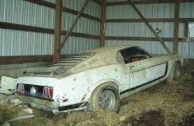 Best Ford Mustang Rare Finds & Image Gallery