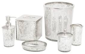Paradigm Trends Ice 6 Piece Bathroom Accessory Set View in