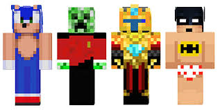 Cool Minecraft skins to rock with you blocks out
