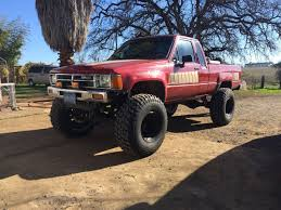Steve Vang's 1985 Toyota Pickup On Wheelwell For Sale 1985 Toyota 4x4 Pickup Truck Solid Axle Efi 22re 4wd Presented As Lot W174 At Indianapolis In Pickup With 22000 Original Miles Nice Price Or Crack Pipe 25kmile 4wd 6000 Was The 4runner Best Suv Of 80s Awesome Toyota 2wd Manual 5speed Potrait Hard Trim Heres Exactly What It Cost To Buy And Repair An Old Fs Norrock 22re Solid Axle Yotatech Forums Classic Car Longview Wa 98632 Truck 44 Lifted X Fresh Paint