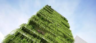 100 Hanging Gardens Hotel Vo Trong Nghia Plans Tropical Tower Of Hanging Gardens For Chicland