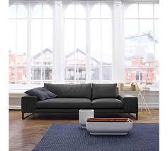 exclusif 2 sofas from designer didier gomez ligne roset