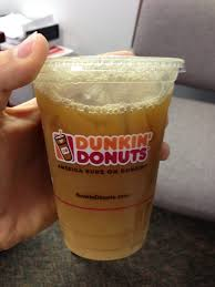 Dunkin Donuts Old Fashioned Er Pecan Iced Coffee Review Fast Food Geek