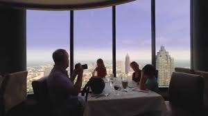 Skylon Tower Revolving Dining Room Dress Code by The Sundial Revolving Restaurant Time Lapse Youtube